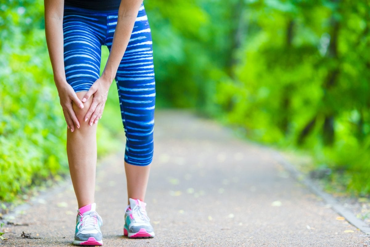 4 ways to prevent exercise knee pain