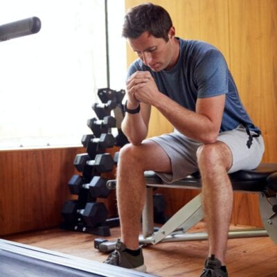 4 bad fitness habits to give up right now