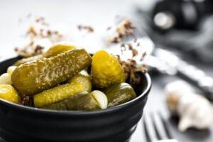 high blood pressure foods