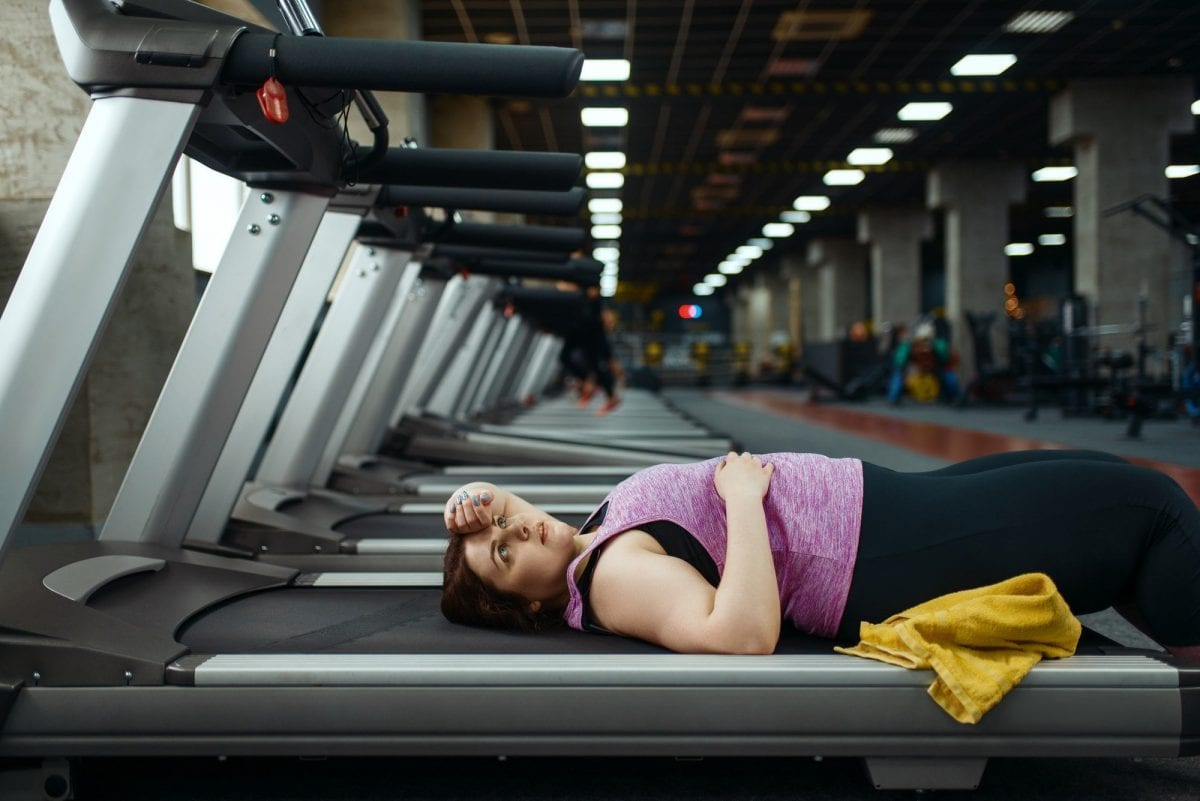 12 signs you might be exercising too much