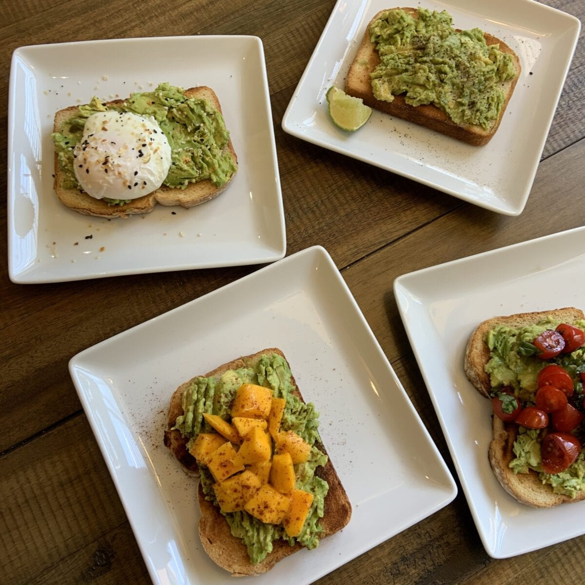 MBL Question of the Week. Avocado Toast -Trend or Breakfast Staple????