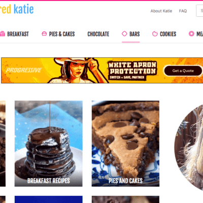 Chocolate Covered Katie – the healthy dessert blog