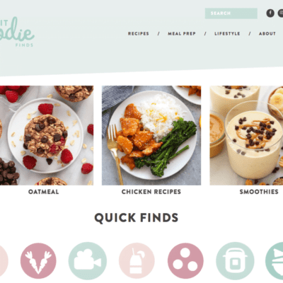 Fit Foodie Finds