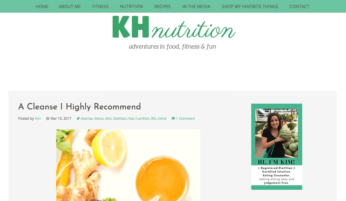 KH Nutrition