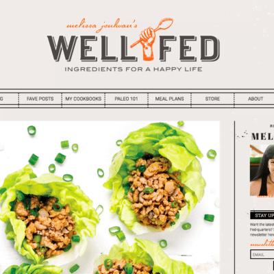 Melissa Johnson's Well Fed