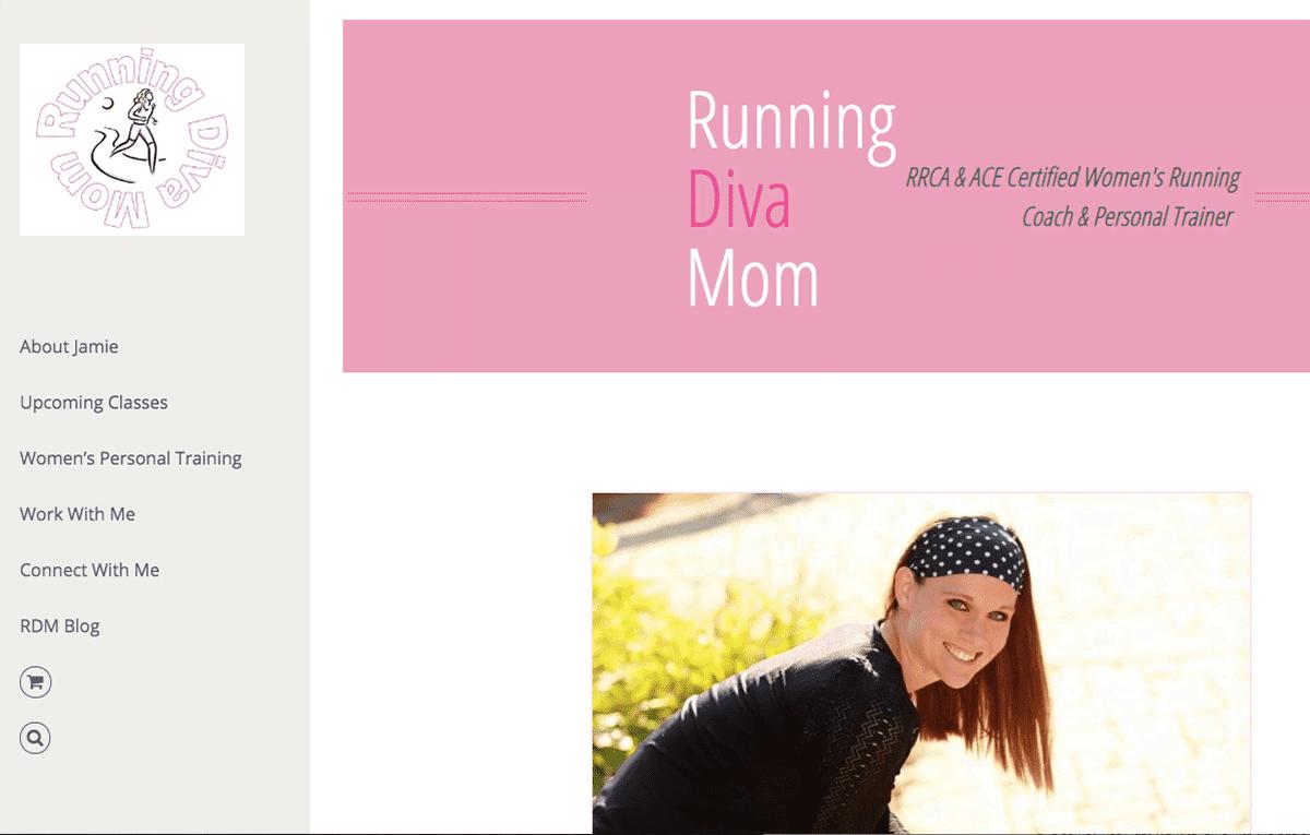 Running Diva Mom