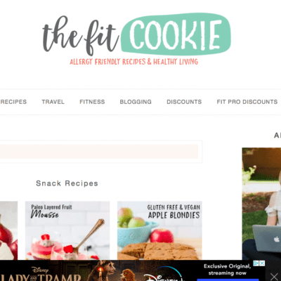 The Fit Cookie