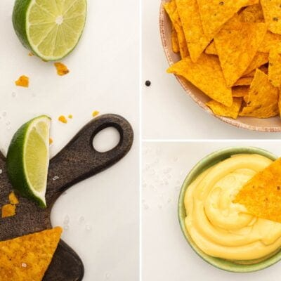 vegan nacho cheese