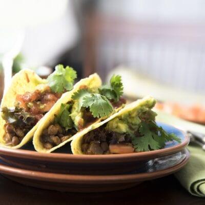 Walnut Taco Meat-TACO TUESDAY
