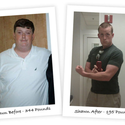 344 Pounds Shawn Tyler Weeks Weight Loss Journey