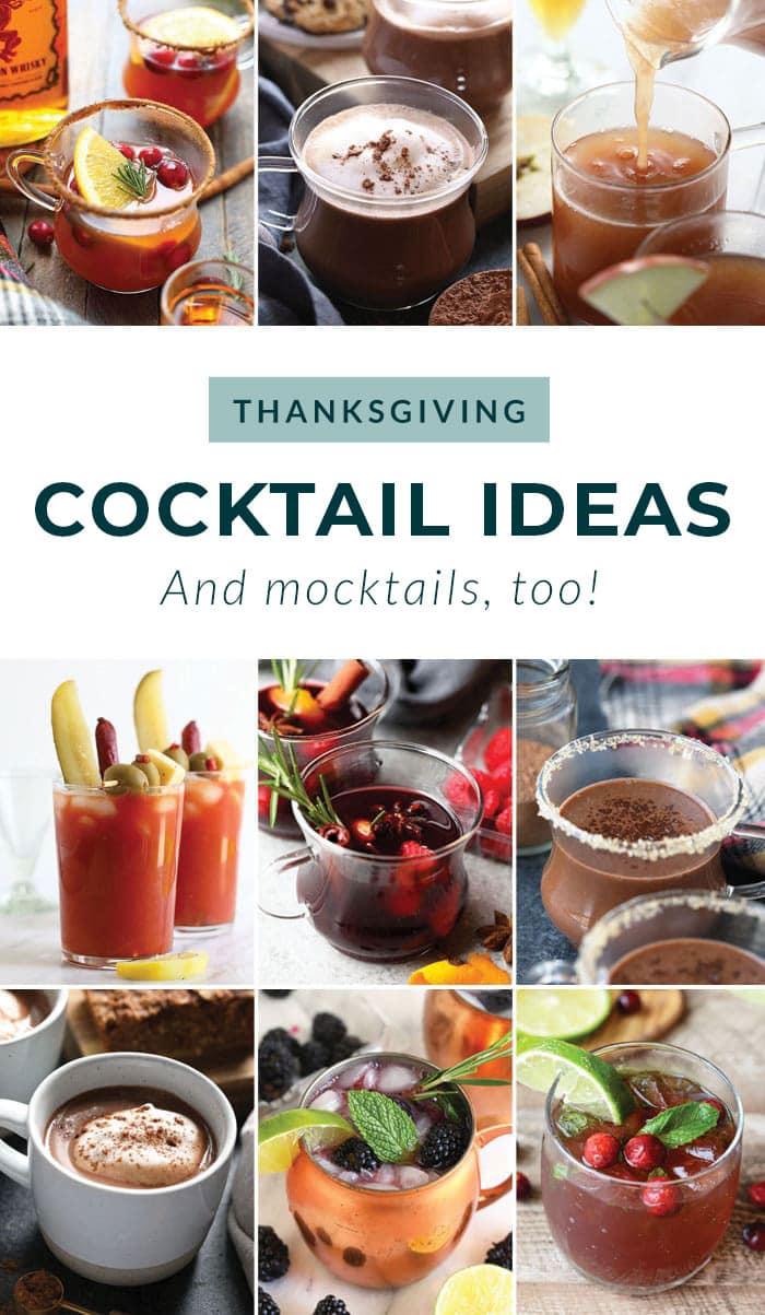 Best Thanksgiving Cocktails